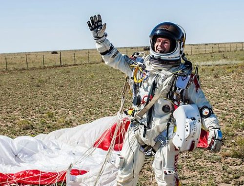 Red Bull Stratos Replay Jump – Live Felix Baumgartner Stratosphere