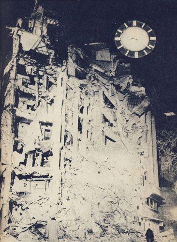 poze fotografii din vechiul Bucuresti - cutremurul din 1977 - 12
