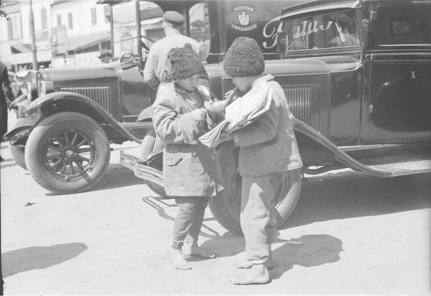 poze fotografii din vechiul Bucuresti - micul Paris 51