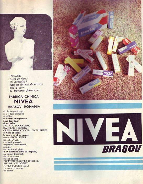 poze fotografii din vechiul Bucuresti - reclame din timpul comunismului 27