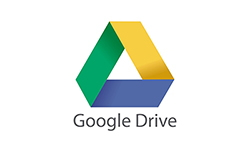 thanks to google drive