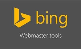 bing webmaster tools logo