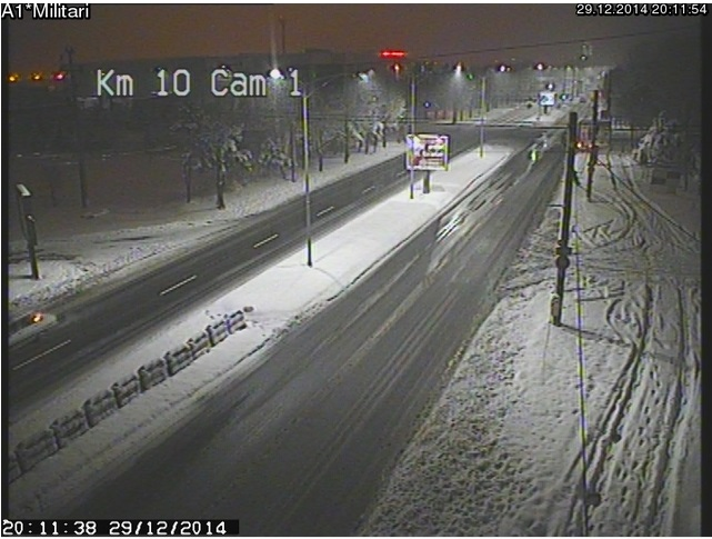 webcam bucuresti a1 militari