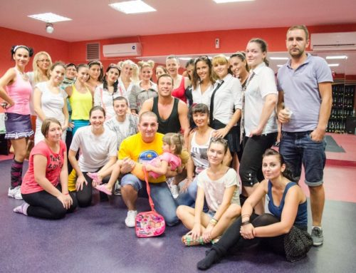 Kangoo Jumps at K FIT – Back to school party