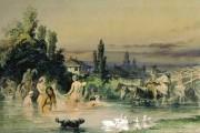 Gravura, pictura, carti postale, desen si fotografii din vechiul Bucuresti